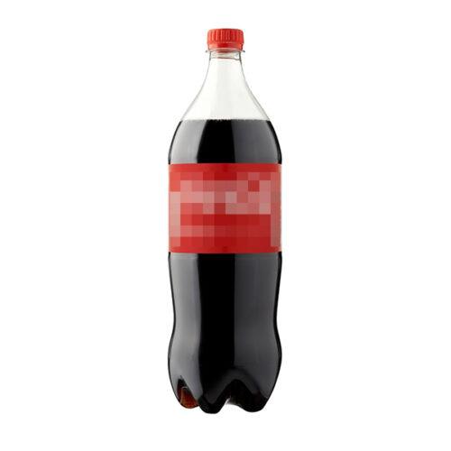 botella-de-refresco-de-plástico